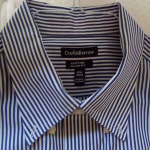 Croft & Barrow Dress Shirt (Sz 16 1/2)